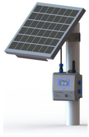 ECHO remote monitoring solar powered option