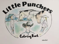 Little Punchers Coloring Book