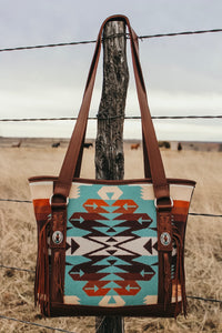 Large Pendleton Purse 2