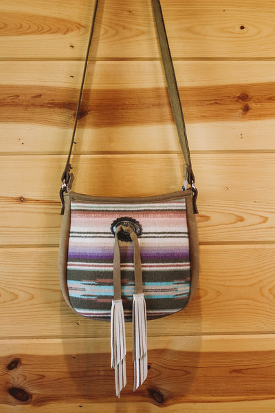 Pendleton Saddlebag Purse