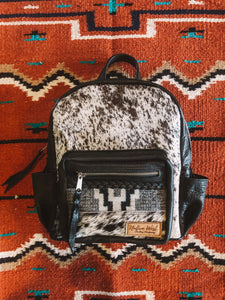 Hairhide & Pendleton *MINI* backpack
