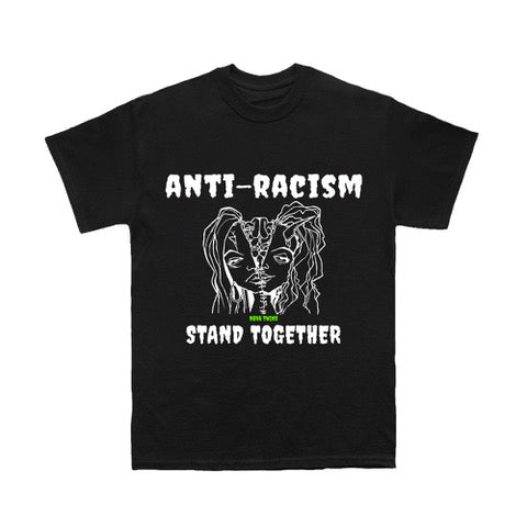 Nova Twins Anti-Racism T-Shirt (All Proceeds to The Black Curriculum)'