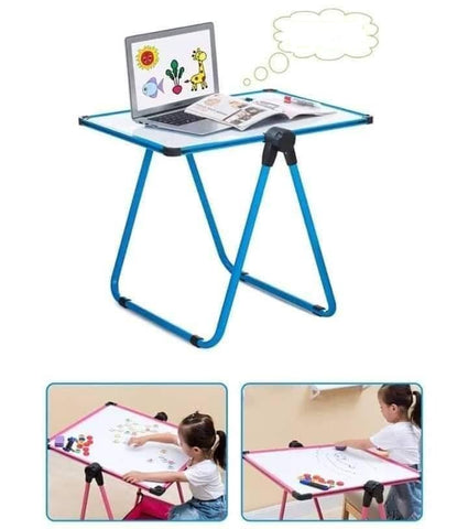 2 in 1 Adjustable Study Table