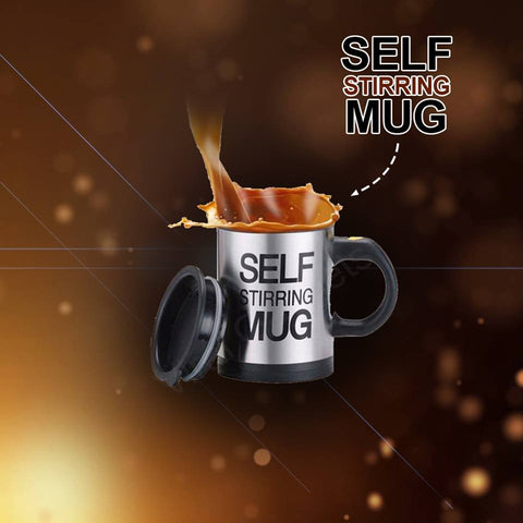 [SET of 4] - SelfMix™ Self Stirring Mug