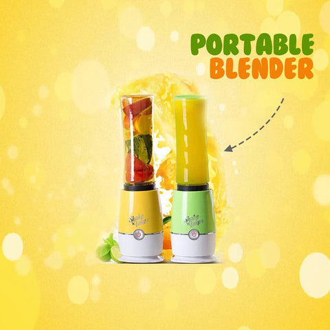 Shake-n-Take™ Portable Food Blender