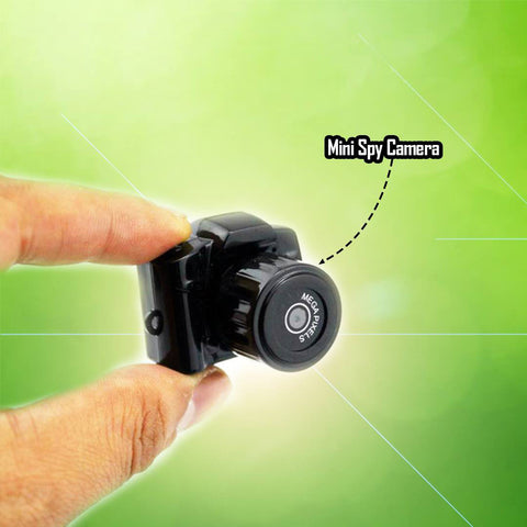 Keymera™ Mini Spy Camera