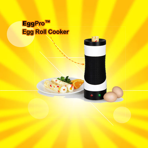 EggPro™ Egg Roll Cooker