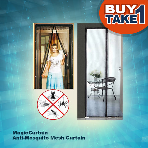 MagicCurtain™ Anti-Mosquito Mesh Curtain - BUY 1 TAKE 1