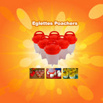 The Egglettes Poachers (Box of 6)