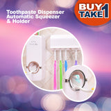 Toothpaste Dispenser Automatic Squeezer and Holder - BUY 1 TAKE 1