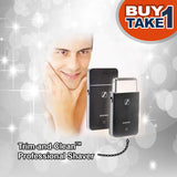 Trim-and-Clean™ Professional Shaver - BUY 1 TAKE 1