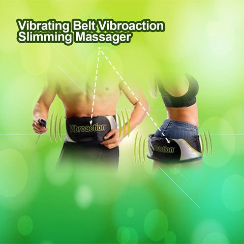 Vibroaction™ Slimming Belt Massager