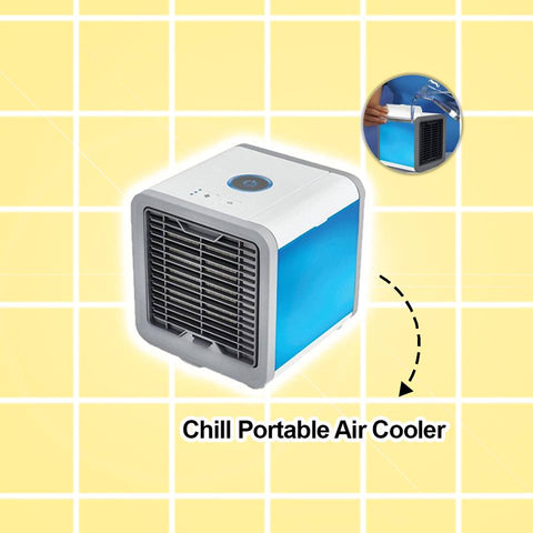 Chill™ Portable Air Cooler