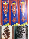 Incense Organic Sticks (30 pieces)