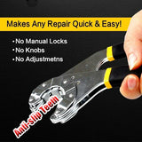 ToolExpert™ Universal Adjustable Wrench with FREE 2pcs Power Tools