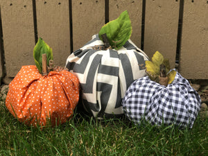 Pumpkins Crafted for You