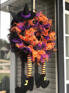 Witch Wreath Made For You