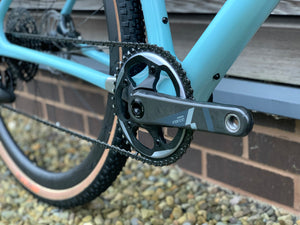 Demo Small Light Blue Vielo V+1 with Sram Force