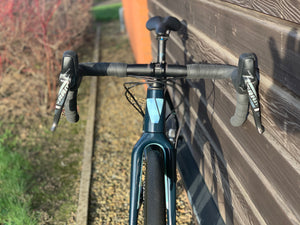 Demo X Small Midnight Blue Vielo V+1 with Sram Force