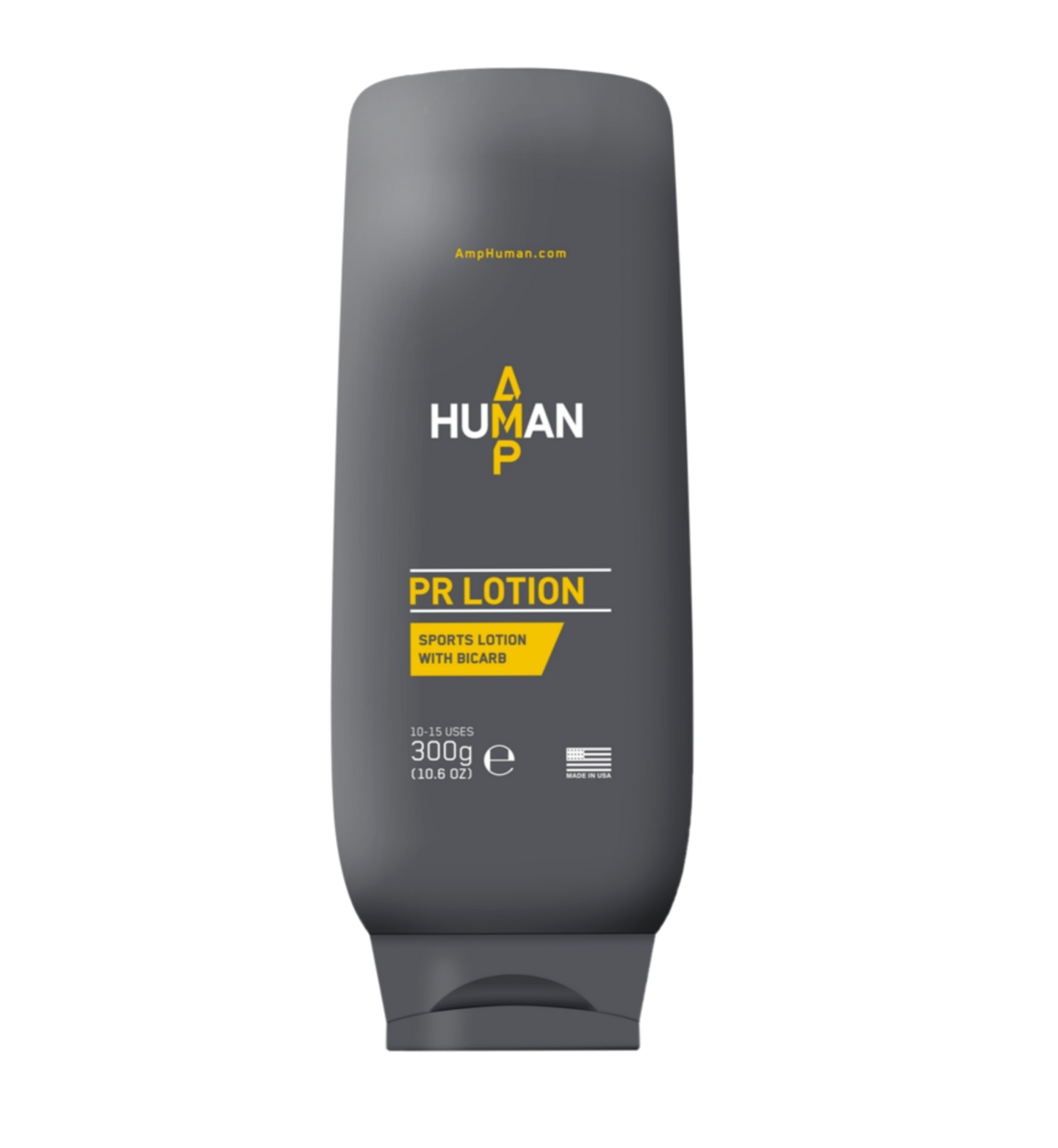 Amp Human PR Lotion UK Bottle