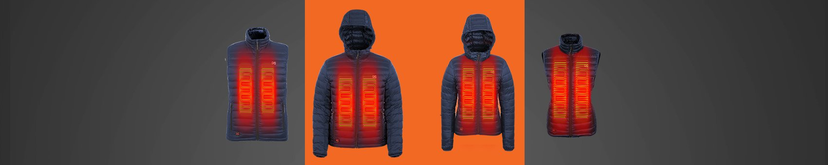 Summit Jackets & Vests