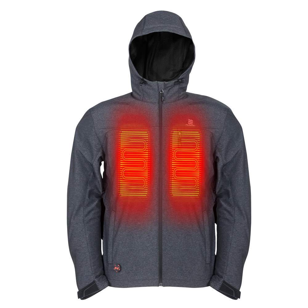 Mobile Warming Technology Jacket Adventure Heated Jacket Men's Heated Clothing
