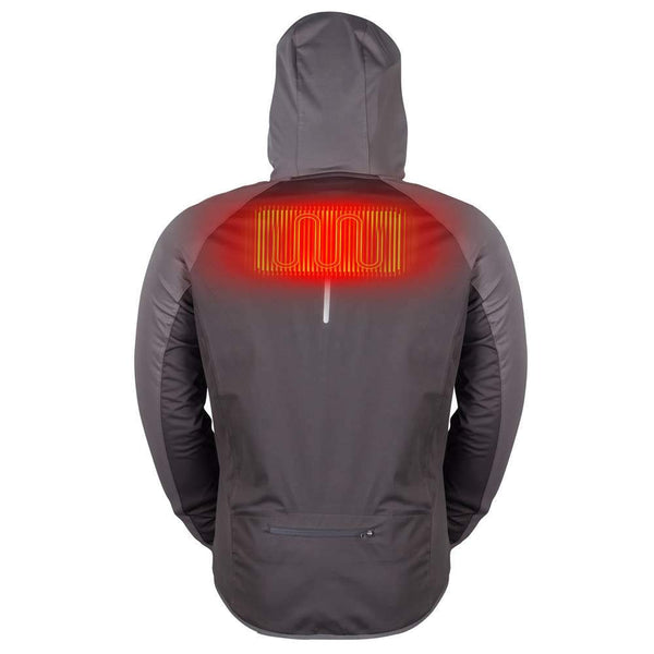 Mobile Warming Technology Jacket Traveller Heated Jacket Men's Heated Clothing