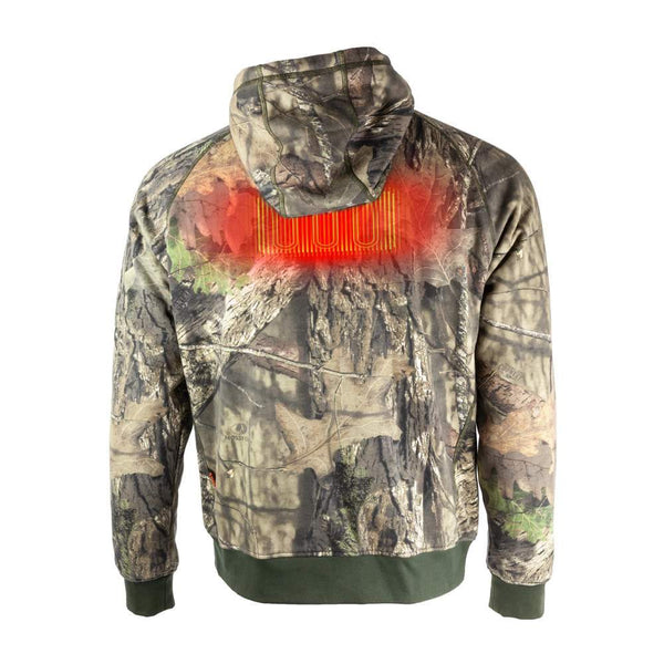 Mobile Warming Technology Men Phase Hoodie Men's Heated Clothing