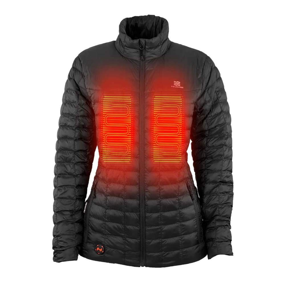 Mobile Warming Technology Jacket Backcountry Heated Jacket Women's Heated Clothing