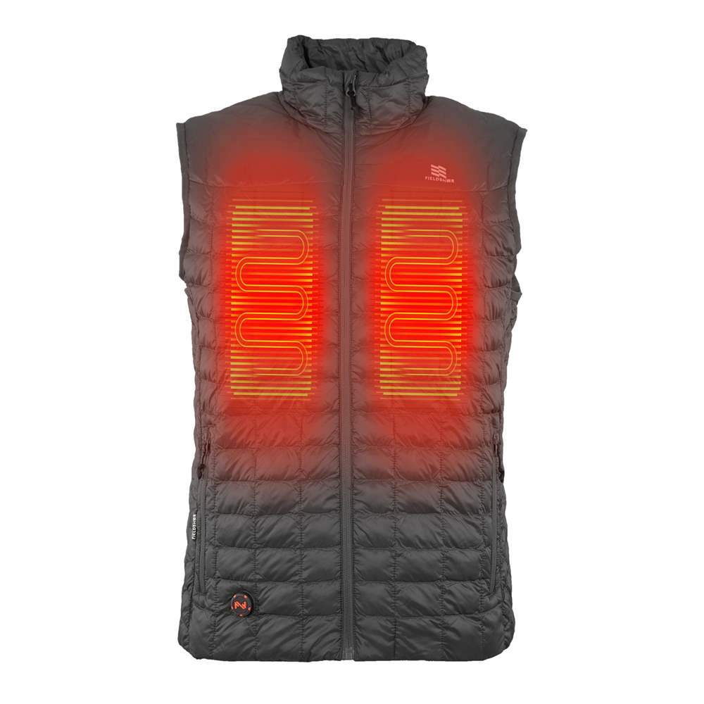 Mobile Warming Technology Vest Backcountry Heated Vest Men's Heated Clothing