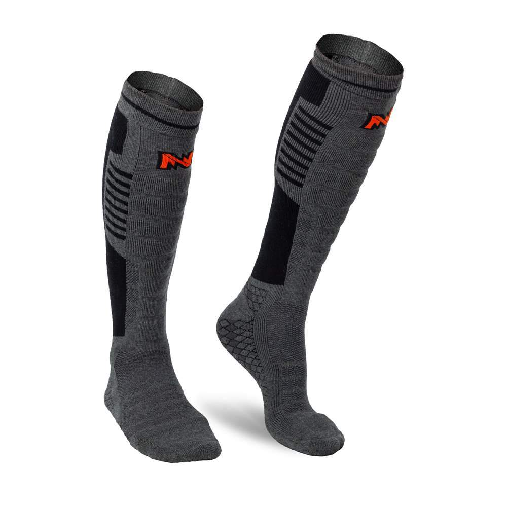 Mobile Warming Technology Socks Premium BT Socks Heated Clothing