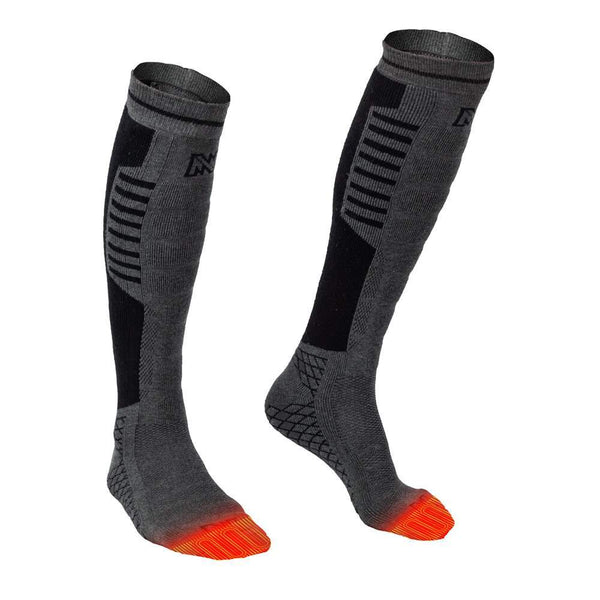 Details about  /Rechargeable Warmwear Heated Socks Electric Winter Heat Mens Ladies Thermal Sock
