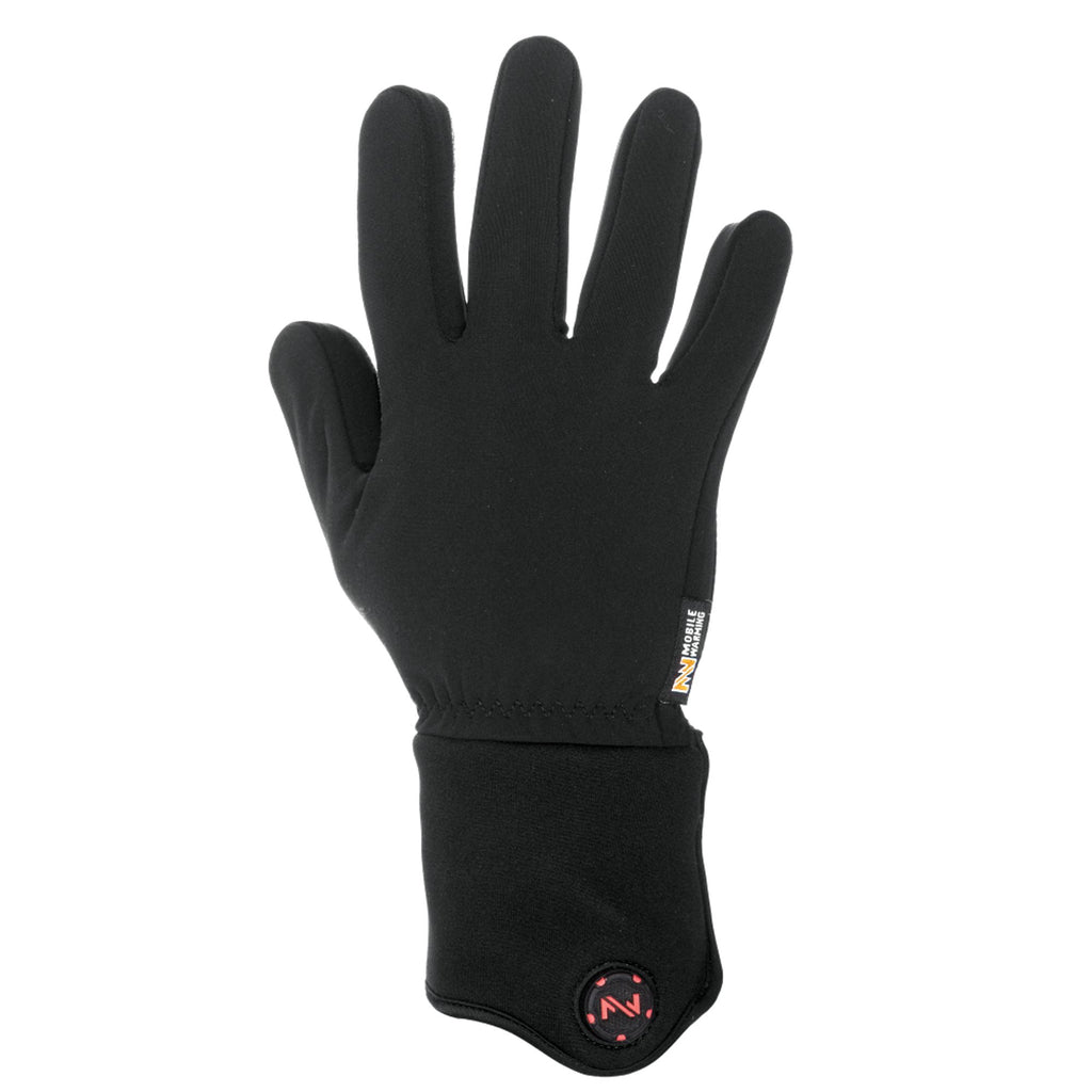 Mobile Warming Technology Gloves Black / XS Dual Power Heated Glove Liner Heated Clothing