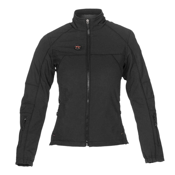 Mobile Warming Technology Jacket XS / Black Dual Power Heated Jacket Women's Heated Clothing
