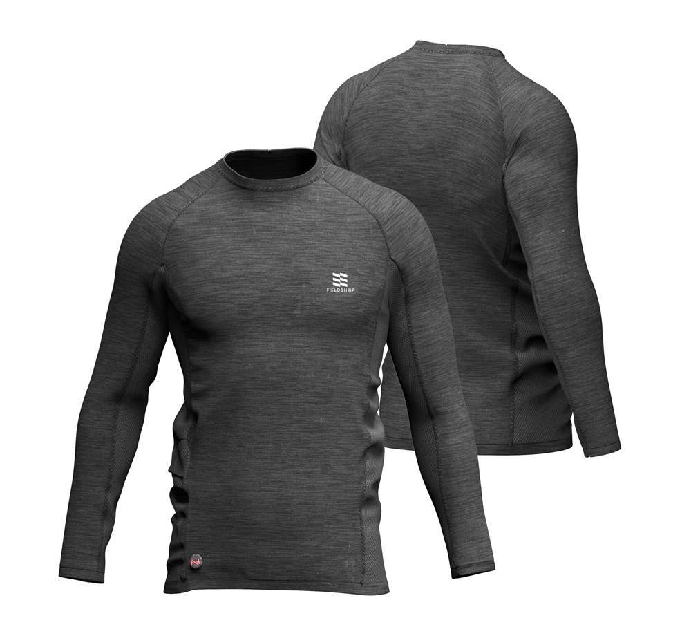 Mobile Warming Technology Baselayers Primer Shirt Men's Heated Clothing