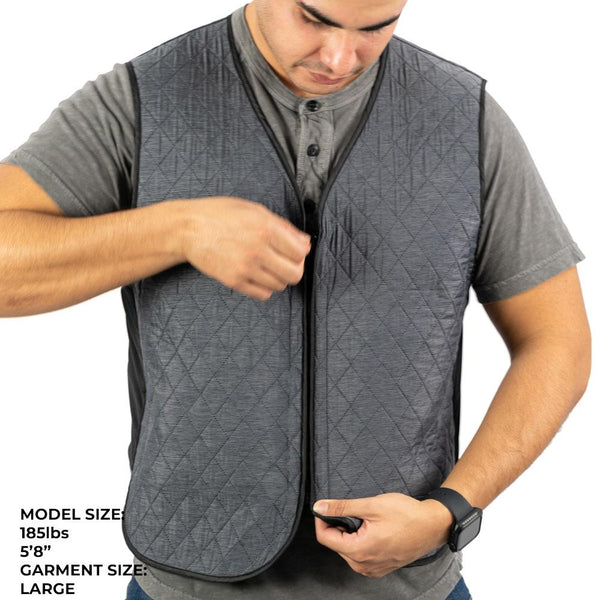Mobile Cooling Technology Vest Mobile Cooling® Vest Heated Clothing