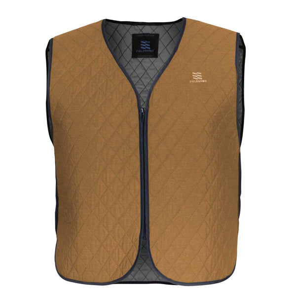 Mobile Cooling Technology Vest Gray / SM Mobile Cooling® Vest Heated Clothing