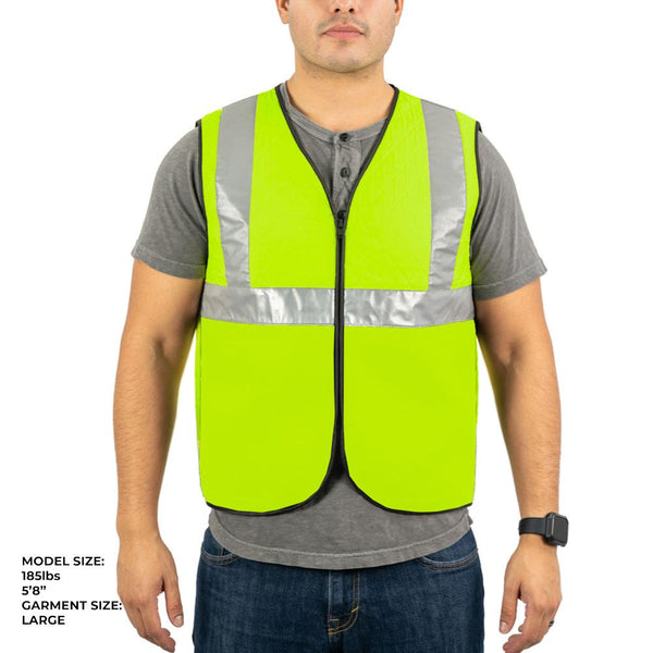 Mobile Cooling Technology Vest Mobile Cooling® Pro Vest Heated Clothing