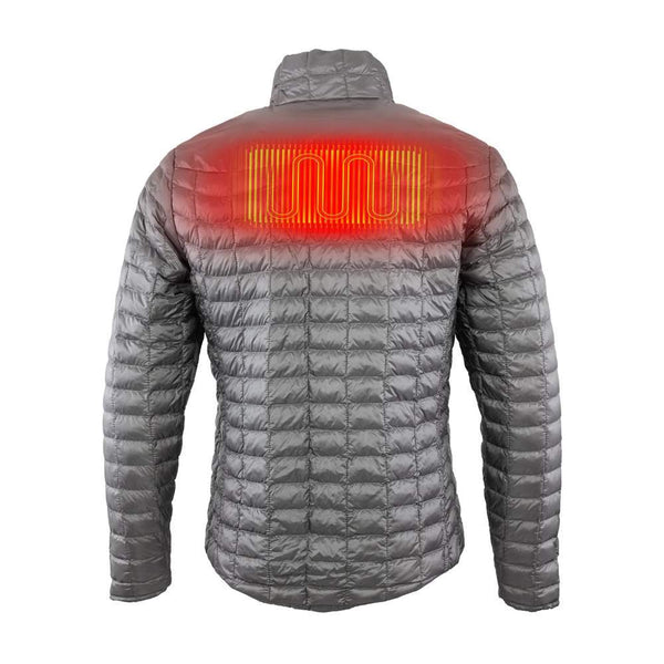 Mobile Warming Technology Jacket Backcountry Heated Jacket Men's Heated Clothing