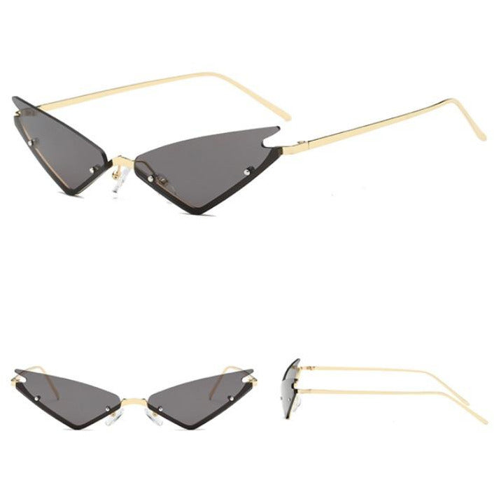 Cat Eye Sunglasses - littletouch.co.uk