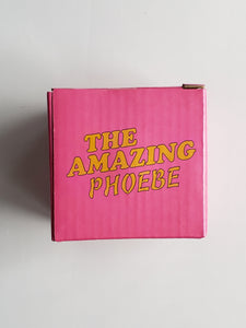 """The Amazing Phoebe"" Answer Ball"