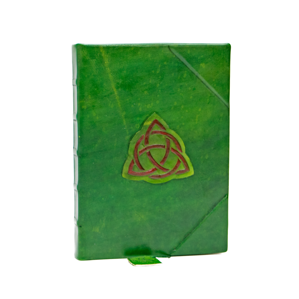 SECONDS SALE: Book of Shadows Leather Journal