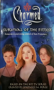 "Charmed ""Survival of the Fittest"" Paperback (Jeff Mariotte)"