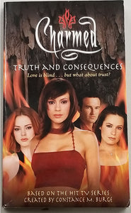 "Charmed ""Truth and Consequences"" Paperback (Constance M. Burge)"