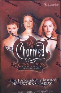 Charmed Connections Sealed Trading Card Box