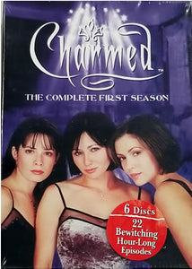 Charmed Season 1 Sealed DVD Set
