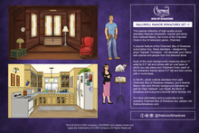 Load image into Gallery viewer, SDCC 2019: CHARMED HALLIWELL MANOR MINIATURES EXCLUSIVE SET
