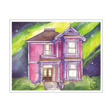 Load image into Gallery viewer, Halliwell Manor Watercolor Print