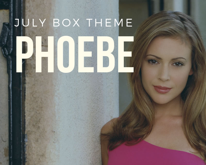 July: Phoebe Halliwell