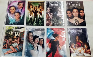 Charmed Season 9 Comic Book Set (#0-#24)